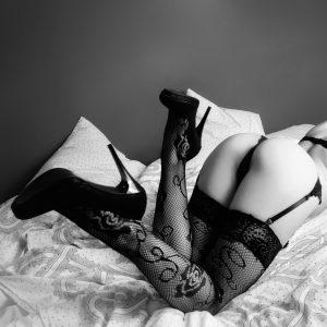 Let Miss Rachel facilitate your shoe fetish! 1-800-356-6169