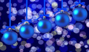 Miss Rachel wants blue balls for Christmas! 1-800-356-6169